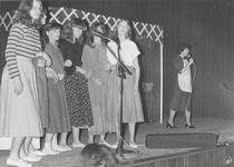 1401 Cabaret in Koningin Wilhelmina College