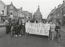1434 Lerarenprotest tegen bezuinigingen