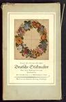 7495 Boek in Oudduits over de geschiedenis van borduurpatronen, 1939