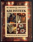 7848 Boek met foto's en borduurwerken en patronen uit de hele wereld, 1983