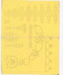 8244 Dit zijn zes borduurpatronen voor vrij borduurwerk, 15 juni 1842