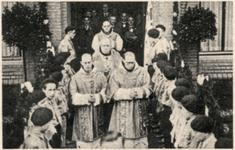 11 Viering zilveren priesterfeest pater Gregorius van Heusden