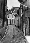 257 Straatgezicht vanaf de Waterstraat in het Tolstraatje