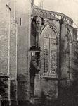 433 Sint Maartenskerk, uitbouw tegen de zogenaamde Varkenstoren in vervallen toestand