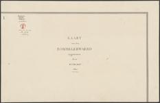 SAB002100184_1 Topografische kaart van de Bommelerwaard, blad 1, titelblad