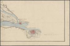 SAB002100184_6 Topografische kaart van de Bommelerwaard, blad 6, Loevestein