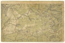 SAB002100185 Topografische en Militaire Kaart (TMK), nettekening, blad Heusden (Poederoijen, Aalst en Nederhemert)