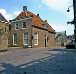 22-9532 Hoekwoning Kerkplein - Kerkstraat, kanunnikenwoningen
