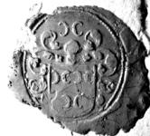 2337 Zegel van: Cornelis van Dalen d.d. 15 jan. 1766 schepen in de Hoge Bank van Zuilichem