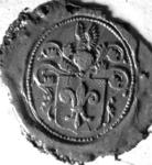 2407 Zegel van: Roo, de Mr. Joannes de Roo d.d. 18-5-1824 notaris te Tiel
