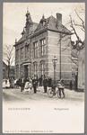 0123 Oudshoorn, Nutsgebouw, 1900-1910