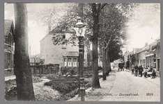 0124 Oudshoorn, Dorpsstraat, 1910-1920