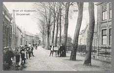 0125 Groet uit Oudshoorn. Dorpsstraat, 1910-1920