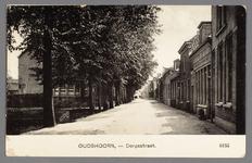 0128 Oudshoorn, Dorpsstraat, 1905-1910