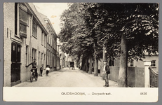 0129 Oudshoorn, Dorpsstraat, 1905-1910