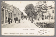 0139 Oudshoorn - Dorpsstraat, 1895-1905