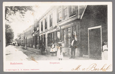 0150 Oudshoorn Dorpstraat, 1900-1905