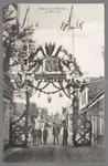 0154 Oudshoorn Dorpstraat 13 mei 1909, 1909