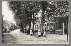 0157 Oudshoorn - Dorpsstraat, 1910-1918