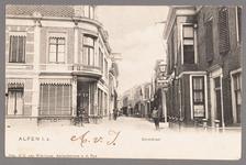 0316 Alfen l.z. Dorpstraat, 1895-1905