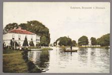 0332 Ousdhoorn, Rijngezicht 's Molenaars, 1900-1910