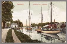 0333 Oudshoorn Rijngezicht bij 's Molenaars , 1900-1910