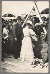 0587 Martha-Stichting, Alphen a./d. Rijn. Plechtigheid plaatsing Gedenksteen, 7 juni 1910, 1905-1915