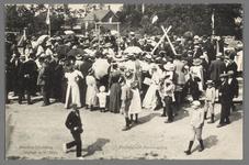 0588 Martha-Stichting, Alphen a./d. Rijn. Plechtigheid Steenlegging, 1905-1915
