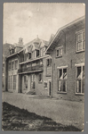 0596 Martha Stichting, Deel achtergevel Kinderhuis, Alfen a.d. Rijn, 1910-1920
