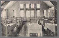 0624 Martha Stichting, Slaapzaal 7-9 jarigen, Kinderhuis; Alfen a.d. Rijn, 1910-1920