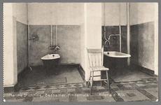 0625 Martha Stichting, Badkamer Kinderhuis; Alfen a.d. Rijn, 1910-1920