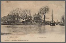 0753 Oudshoorn; 's - Molenaarsbrug, 1895-1905