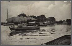0762 Oudshoorn, Rijngezicht bij 's Molenaars , 1900-1910