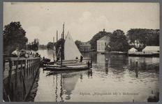 0769 Alphen, Rijngezicht bij 's Molenaars , 1905-1915
