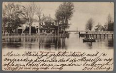 0781 De Ryn bij s' Molenaarsbrug. Oudshoorn bij Leiden., 1900-1910