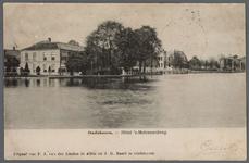 0784 Oudshoorn. - H??tel 's Molenaarsbrug, 1895-1905