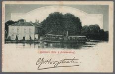 0796 Oudshoorn (h??tel 's Molenaarsbrug)., 1895-1905