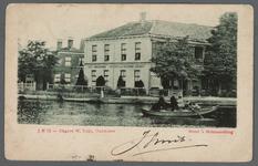 0802 Hotel 's Molenaarsbrug, 1895-1905