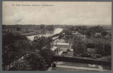 0849 De Rijn tusschen Alphen-Oudshoorn, 1900-1910