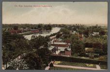 0850 De Rijn tusschen Alphen-Oudshoorn, 1900-1910