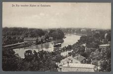 0851 De Rijn tusschen Alphen en Oudshoorn, 1900-1910