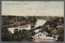 0852 De Rijn tusschen Alphen en Oudshoorn, 1905-1915