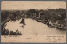 0863 Rijngezicht te Oudshoorn, 1895-1905