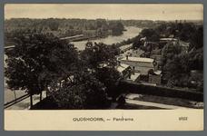 0866 OUDSHOORN, - Panorama, 1920-1930