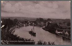 0869 De Ryn tusschen Alphen - Oudshoorn., 1905-1915