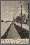 0877 Oudshoorn. Rijngezicht., 1895-1905