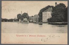 0887 Rijngezicht bij 's-Molenaars (Oudshoorn)., 1895-1905
