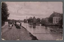 0888 Ryngezicht Alphen Oudshoorn by 's-Molenaars, 1900-1910