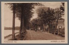 0899 Oudshoornsche weg ; ALPHEN a. d. RIJN, 1905-1915