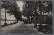 0903 OUDSHOORN, - Langs den Rijn., 1905-1915